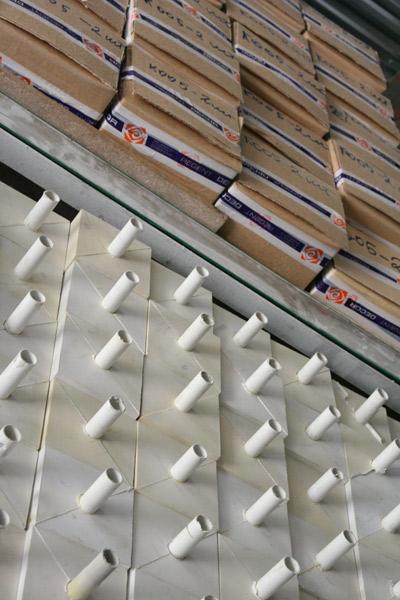 хранение фасадного декора