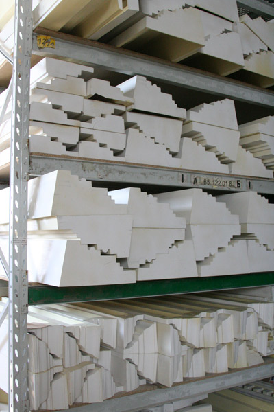 Технология изготовления полиуретановой лепнины