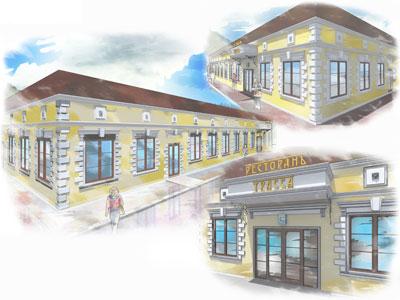 качественные проекты фасадов